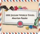 1001 Jigsaw World Tour American Puzzle spel