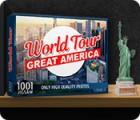 1001 Jigsaw World Tour: Great America spel