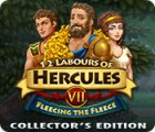 12 Labours of Hercules VII: Fleecing the Fleece Collector's Edition spel