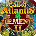 4 Elements II - Call of Atlantis Treasures of Poseidon Double Pack spel