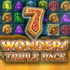 7 Wonders Triple Pack spel