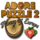 Adore Puzzle 2: Flavors of Europe spel