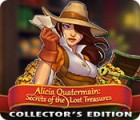 Alicia Quatermain: Secrets Of The Lost Treasures Collector's Edition spel