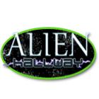 Alien Hallway spel