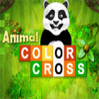 Animal Color Cross spel