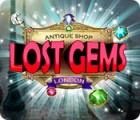 Antique Shop: Lost Gems London spel