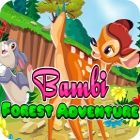 Bambi: Forest Adventure spel