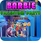 Barbie Valentine Party spel