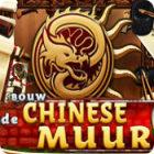 Bouw de Chinese Muur spel