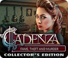 Cadenza: Fame, Theft and Murder Collector's Edition spel