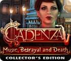 Cadenza: Music, Betrayal and Death Collector's Edition spel