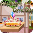 Cake Master: Carrot Cake spel