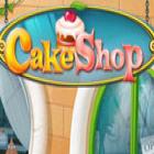 Cake Shop spel