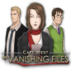 Cate West: The Vanishing Files spel