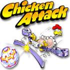 Chicken Attack spel