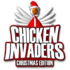 Chicken Invaders 2 Christmas Edition spel