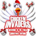Chicken Invaders 3 Christmas Edition spel