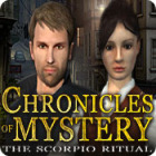 Chronicles of Mystery: The Scorpio Ritual spel