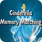 Cinderella. Memory Matching spel