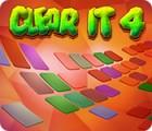 ClearIt 4 spel