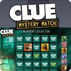 Clue Mystery Match spel