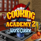 Cooking Academy 2 spel
