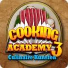 Cooking Academy 3: Culinaire Kunsten spel