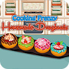 Cooking Frenzy: Homemade Donuts spel
