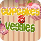 Cupcakes VS Veggies spel