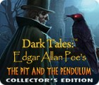 Dark Tales: Edgar Allan Poe's The Pit and the Pendulum Collector's Edition spel