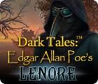 Dark Tales: Edgar Allan Poe's Lenore spel