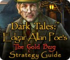 Dark Tales: Edgar Allan Poe's The Gold Bug Strategy Guide spel