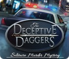 The Deceptive Daggers: Solitaire Murder Mystery spel