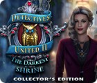 Detectives United II: The Darkest Shrine Collector's Edition spel