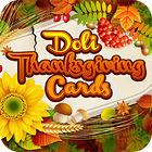 Doli Thanksgiving Cards spel