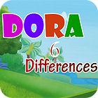 Dora Six Differences spel