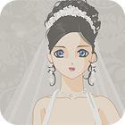 Elegant Wedding DressUp spel