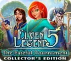 Elven Legend 5: The Fateful Tournament Collector's Edition spel