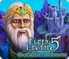 Elven Legend 5: The Fateful Tournament spel