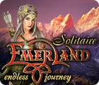Emerland Solitaire: Endless Journey spel