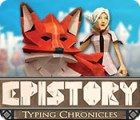Epistory: Typing Chronicles spel