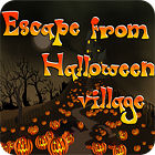 Escape From Halloween Village spel