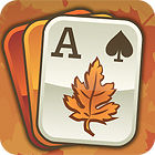 Fall Solitaire spel