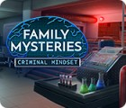 Family Mysteries: Criminal Mindset spel