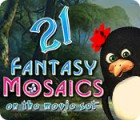 Fantasy Mosaics 21: On the Movie Set spel