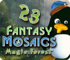 Fantasy Mosaics 23: Magic Forest spel