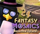 Fantasy Mosaics 24: Deserted Island spel