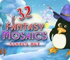Fantasy Mosaics 32: Santa's Hut spel