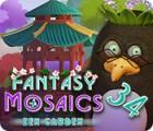 Fantasy Mosaics 34: Zen Garden spel