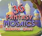 Fantasy Mosaics 36: Medieval Quest spel